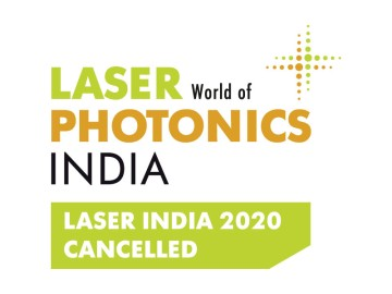 LASER World of PHOTONICS INDIA 2020 cancelled